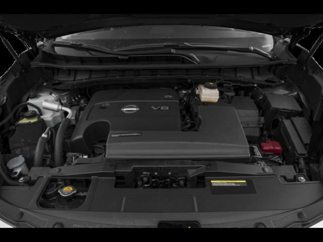 New 2021 Nissan Murano SL