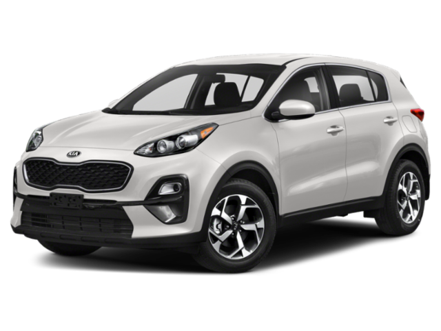 New 2021 Kia Sportage SX Turbo FWD