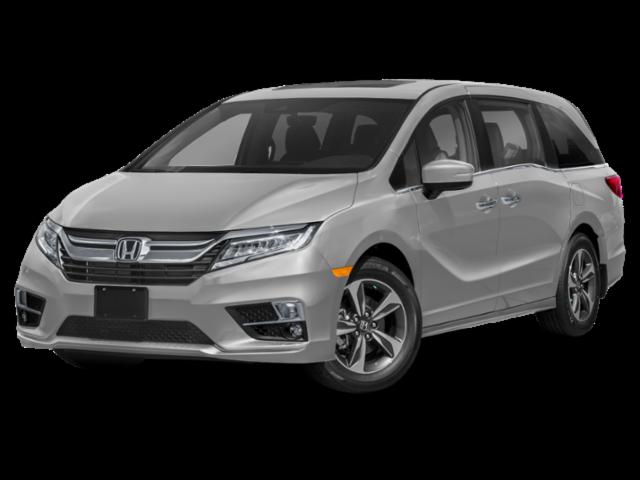 2019 Honda Odyssey Touring 4D Passenger Van
