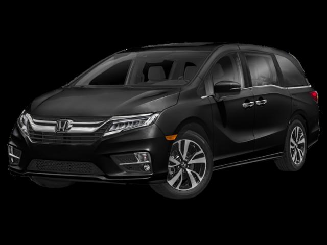 2019 Honda Odyssey Elite 4D Passenger Van
