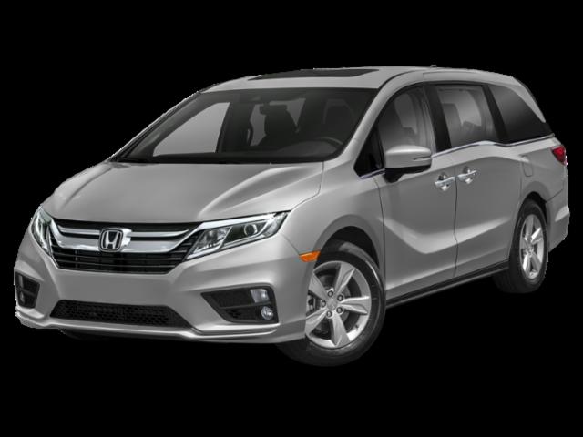 2019 Honda Odyssey EX-L w/Navi/RES Mini-van