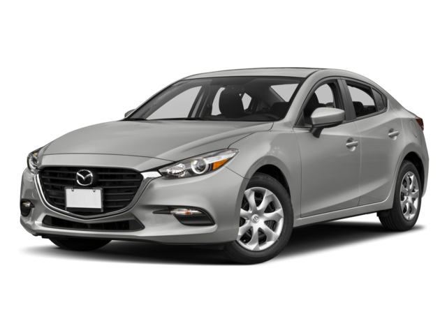 2017 Mazda Mazda3 4-Door Sport 4dr Car