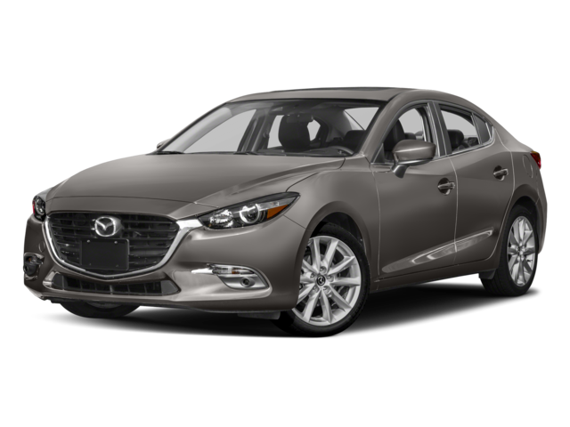 2017 Mazda Mazda3 4-Door Grand Touring 4dr Car