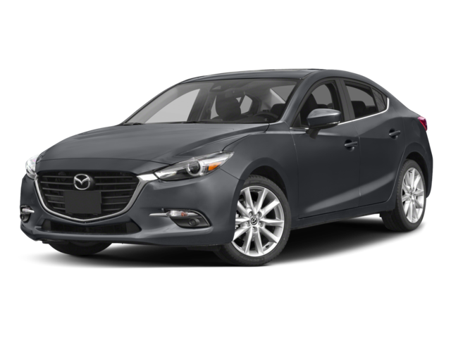 2017 Mazda Mazda3 Sedan GT Tech. Prem. 4 Door Car