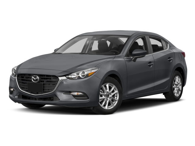 2017 Mazda Mazda3 Sedan GS 4 Door Car