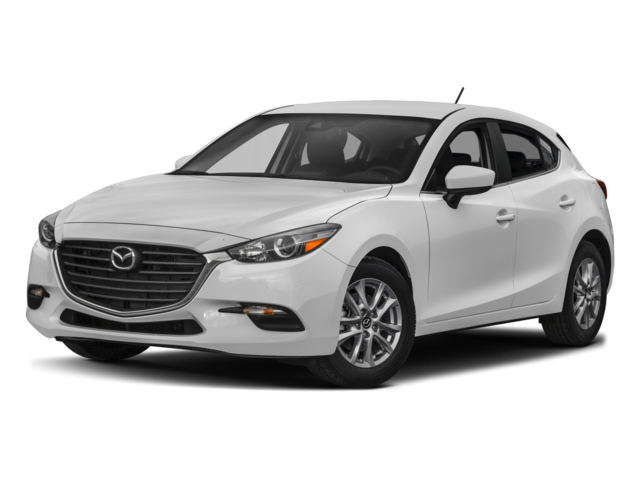 2017 Mazda Mazda3 Sedan SPORT GS 4 Door Car