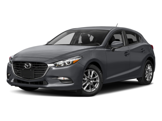 2017 Mazda Mazda3 5-Door Sport 4dr Car
