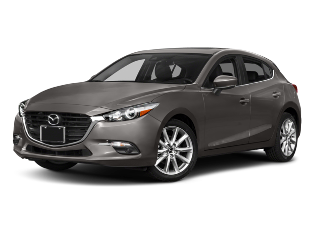2017 Mazda Mazda3 Grand Touring 5D Hatchback