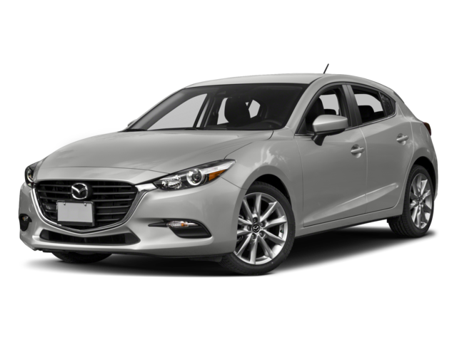 2017 Mazda Mazda3 5-Door Touring Auto 4dr Car
