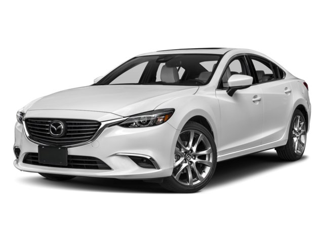 2017 Mazda Mazda6 Grand Touring 4dr Car