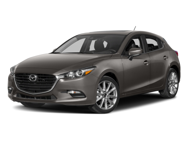 2017 Mazda Mazda3 5-Door Touring 2.5 4dr Car