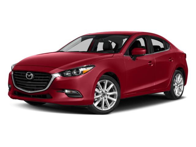 2017 Mazda Mazda3 4-Door Touring 4dr Car