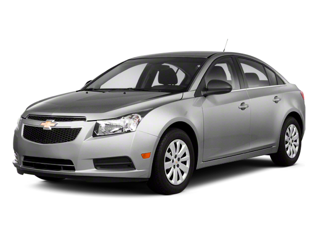 Pre-Owned 2012 CHEVROLET CRUZE LT Sedan 4
