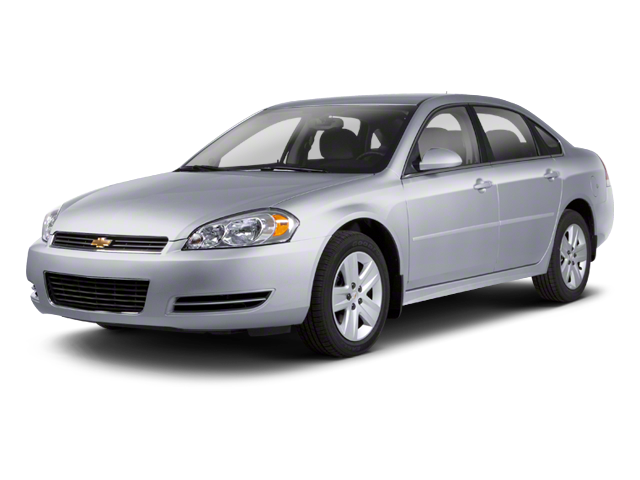 Pre-Owned 2012 CHEVROLET IMPALA LS Sedan 4