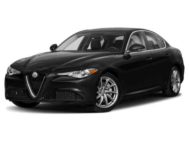2019 Alfa Romeo Giulia Ti 4D Sedan