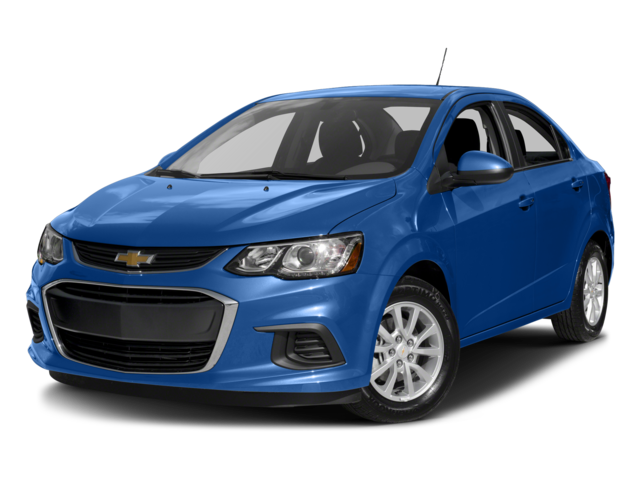2017 Chevrolet Sonic LS LS Manual 4dr Sedan