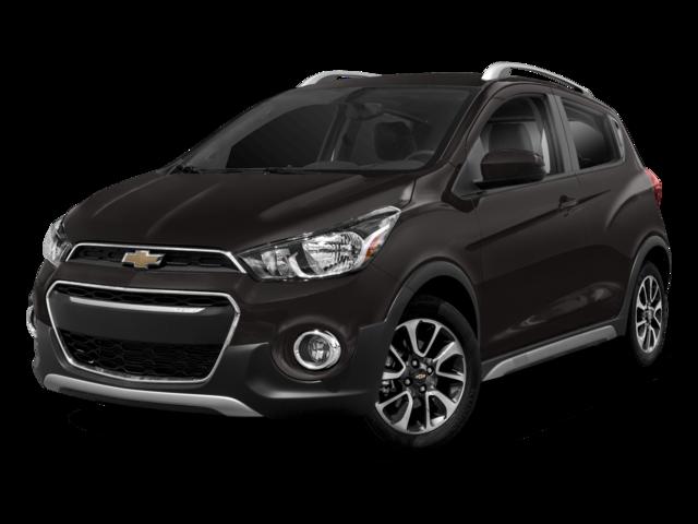 2017 Chevrolet Spark ACTIV 5D Hatchback