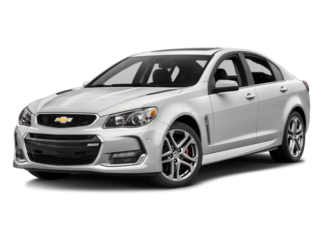 2017 Chevrolet SS Base 4D Sedan