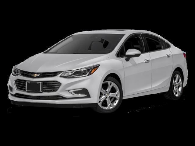 2017 Chevrolet Cruze Premier 4D Sedan