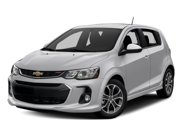 2017 Chevrolet Sonic LT 5D Hatchback