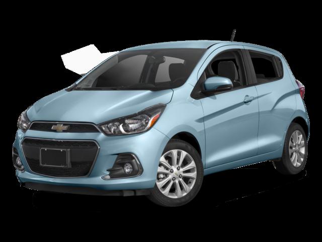 2017 Chevrolet Spark 1LT 5D Hatchback