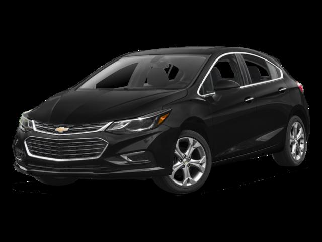 2017 Chevrolet Cruze Premier 4D Hatchback