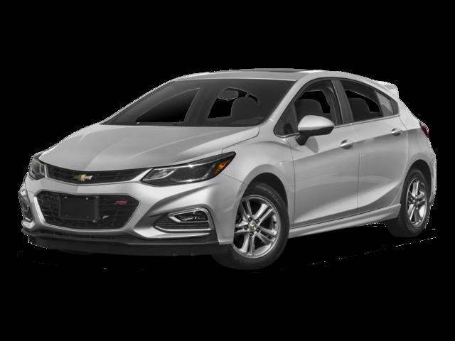 2017 Chevrolet Cruze LT 4D Hatchback