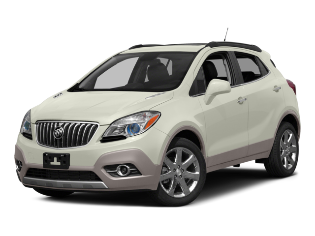 Pre-Owned 2015 Buick Encore Convenience With Navigation