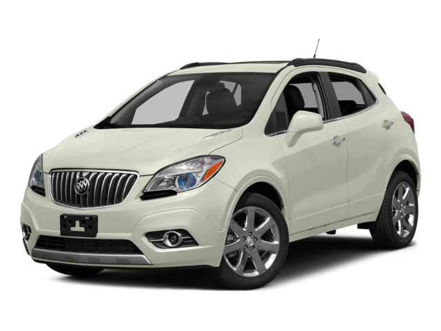 Certified Pre-Owned 2015 Buick Encore Leather FWD 4D Sport Utility