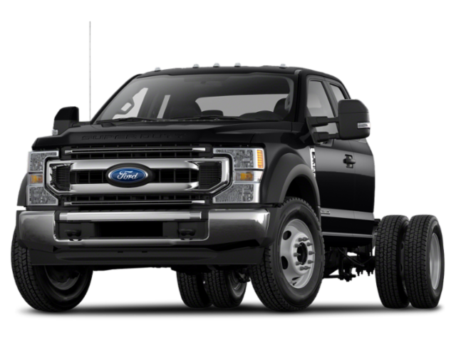 2020 Ford Super Duty F-550 DRW XL Extended Cab Chassis-Cab