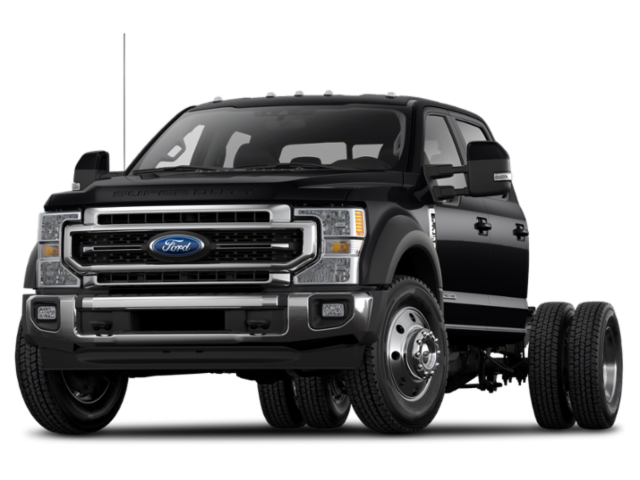 2020 Ford Super Duty F-550 DRW XL Regular Cab Chassis-Cab