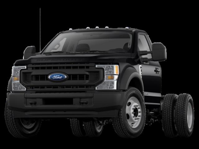 2020 Ford F-550SD XL 2D Standard Cab