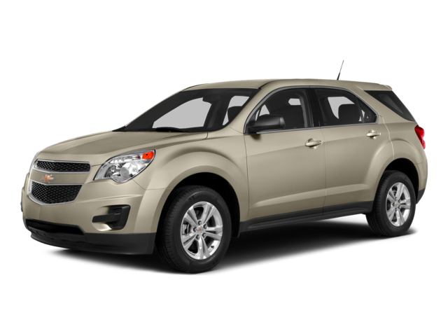Pre-Owned 2015 CHEVROLET EQUINOX LS SPORT U
