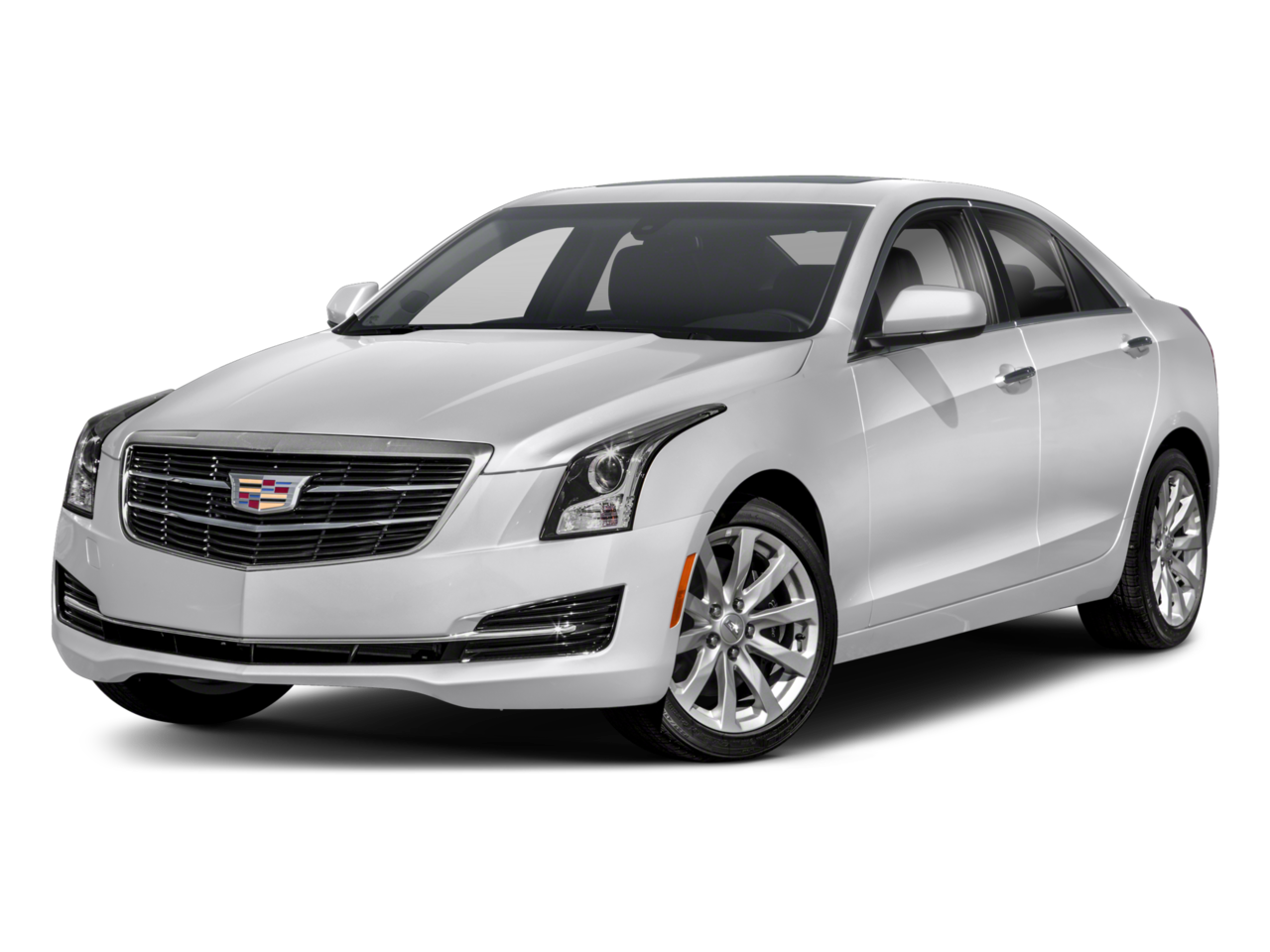 2018 Cadillac ATS Sedan Luxury RWD