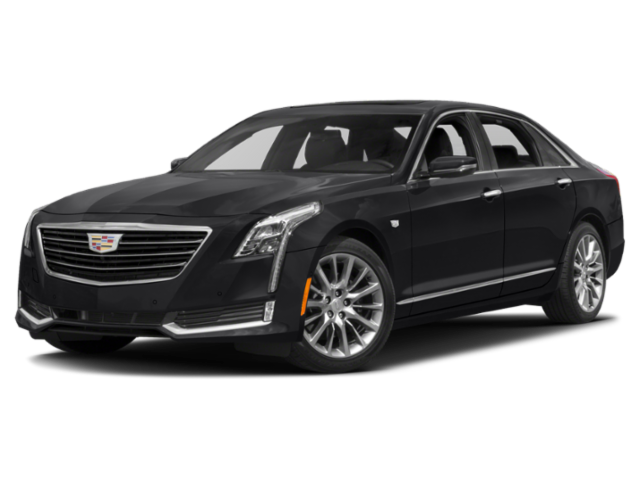 2018 Cadillac CT6 Luxury RWD SEDAN
