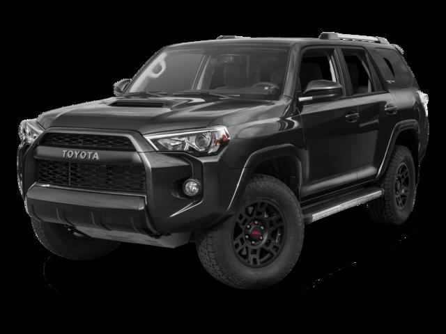 2017 Toyota 4Runner TRD Pro 4WD (Natl) Sport Utility