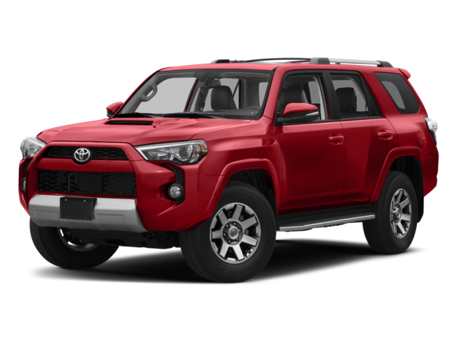 2017 Toyota 4Runner 4x4 Trail V6