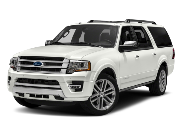 2017 Ford Expedition EL Platinum 4D Sport Utility