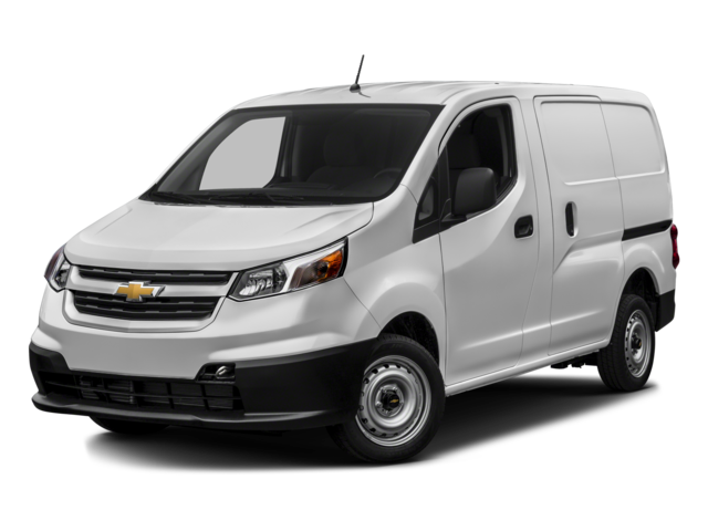 2017 Chevrolet City Express Cargo Van LS Mini-van, Cargo