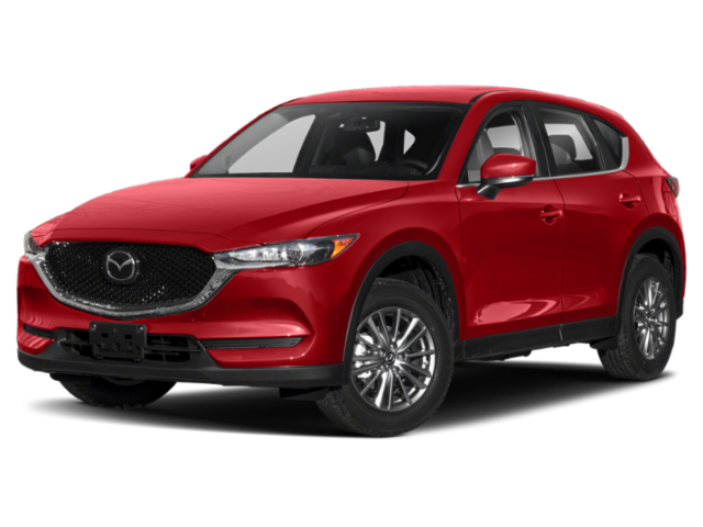 2020 Mazda CX-5 4DR SIGNATURE AWD