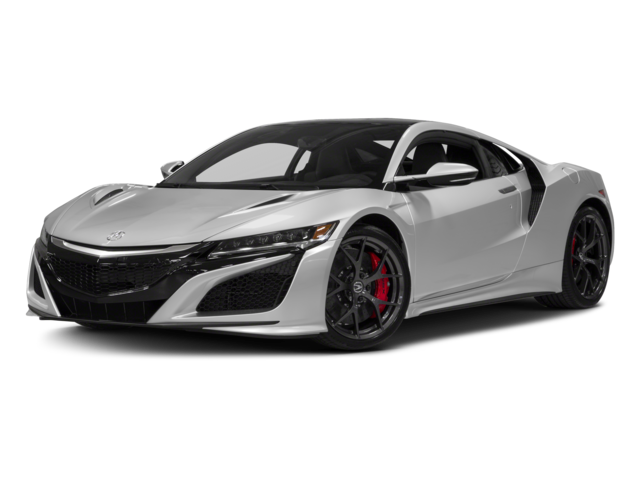2017 Acura NSX Base 2D Coupe