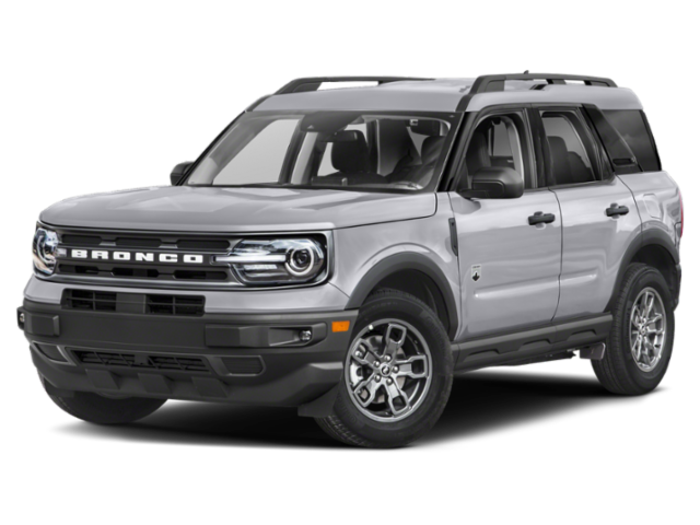 2021 Ford Bronco Sport Big Bend 4D Sport Utility