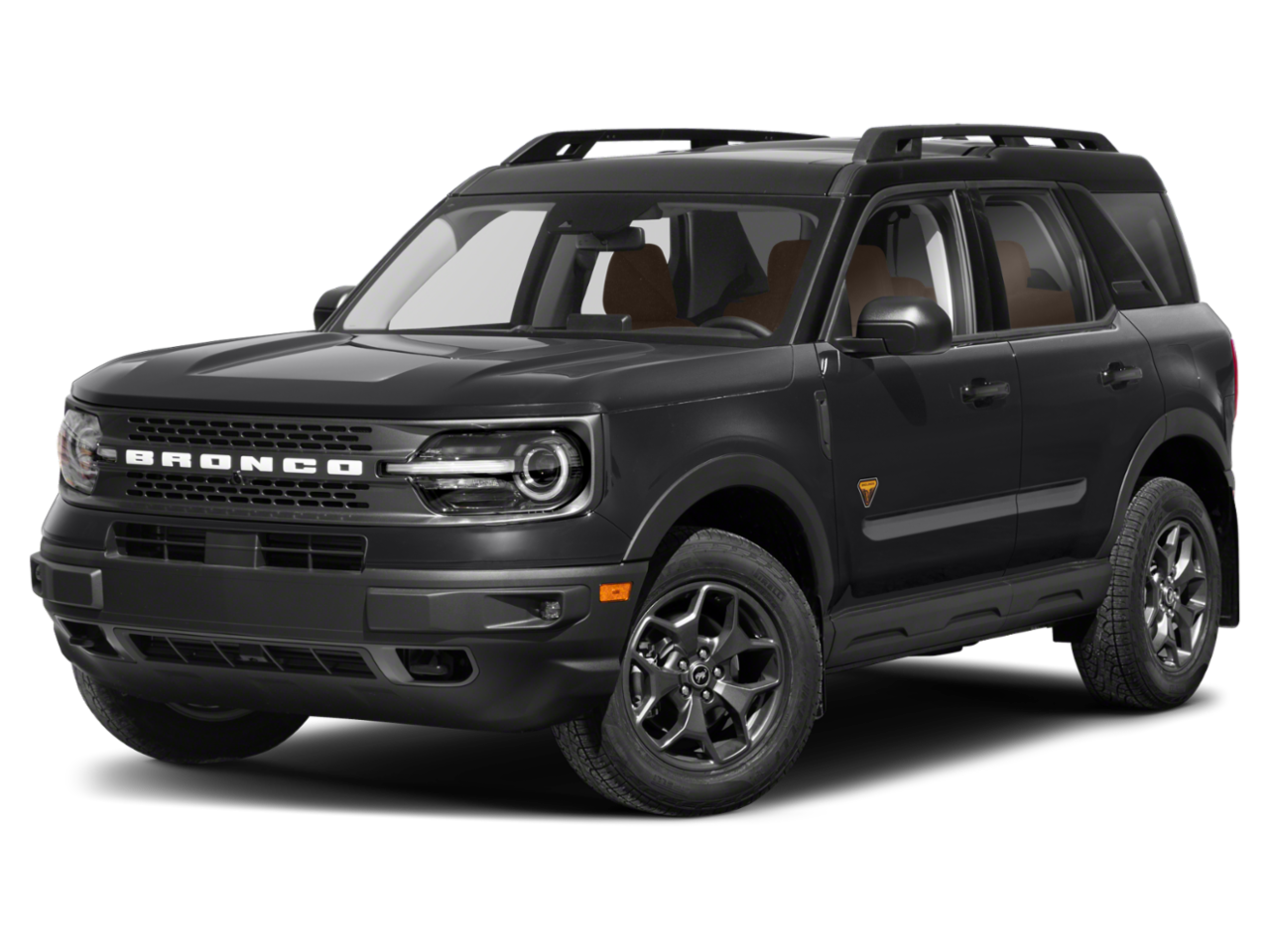 2021 Ford Bronco Sport Badlands Sport Utility