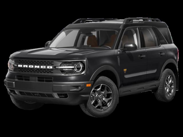 2021 Ford Bronco Sport Badlands 4D Sport Utility
