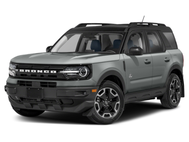 2021 Ford Bronco Sport Outer Banks 4D Sport Utility