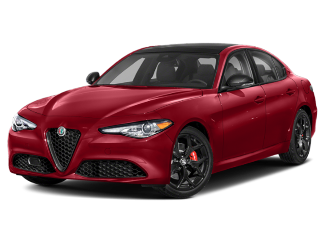 2021 Alfa Romeo Giulia Base Sedan