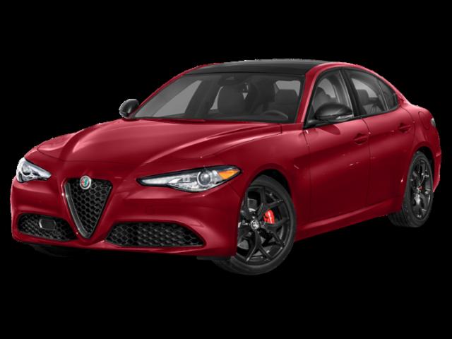2021 Alfa Romeo Giulia Base Sedan