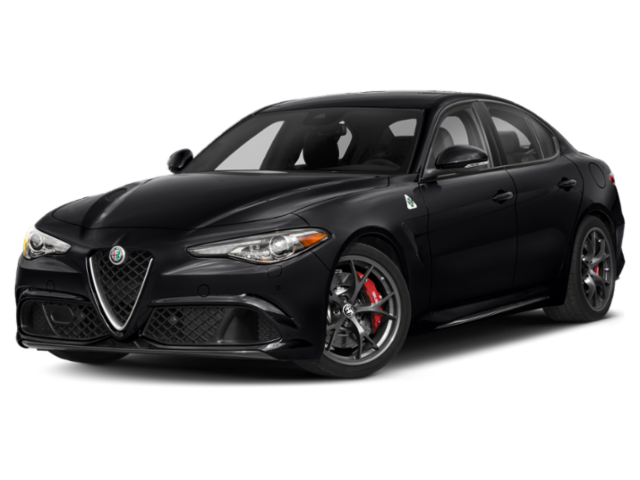 2021 Alfa Romeo Giulia Quadrifoglio Sedan
