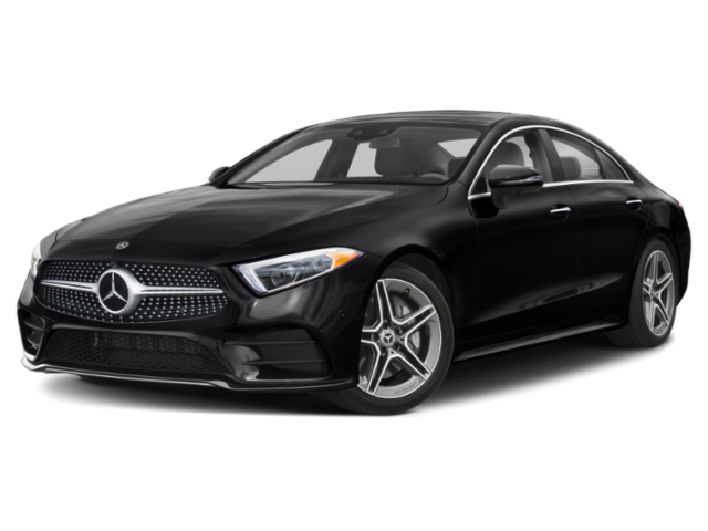 2019 Mercedes-Benz CLS450 4MATIC Coupe 4-Door Coupe