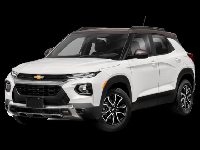 2021 Chevrolet TrailBlazer ACTIV 4D Sport Utility